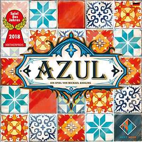 Azul bordspel (DU) voor €19,99 @ amazon.de