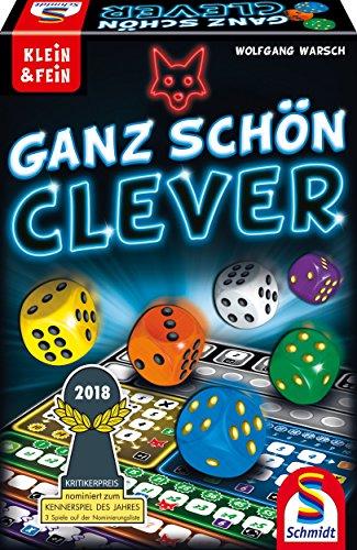 Dobbelspel Clever (DU) voor €5,99 @ amazon.de