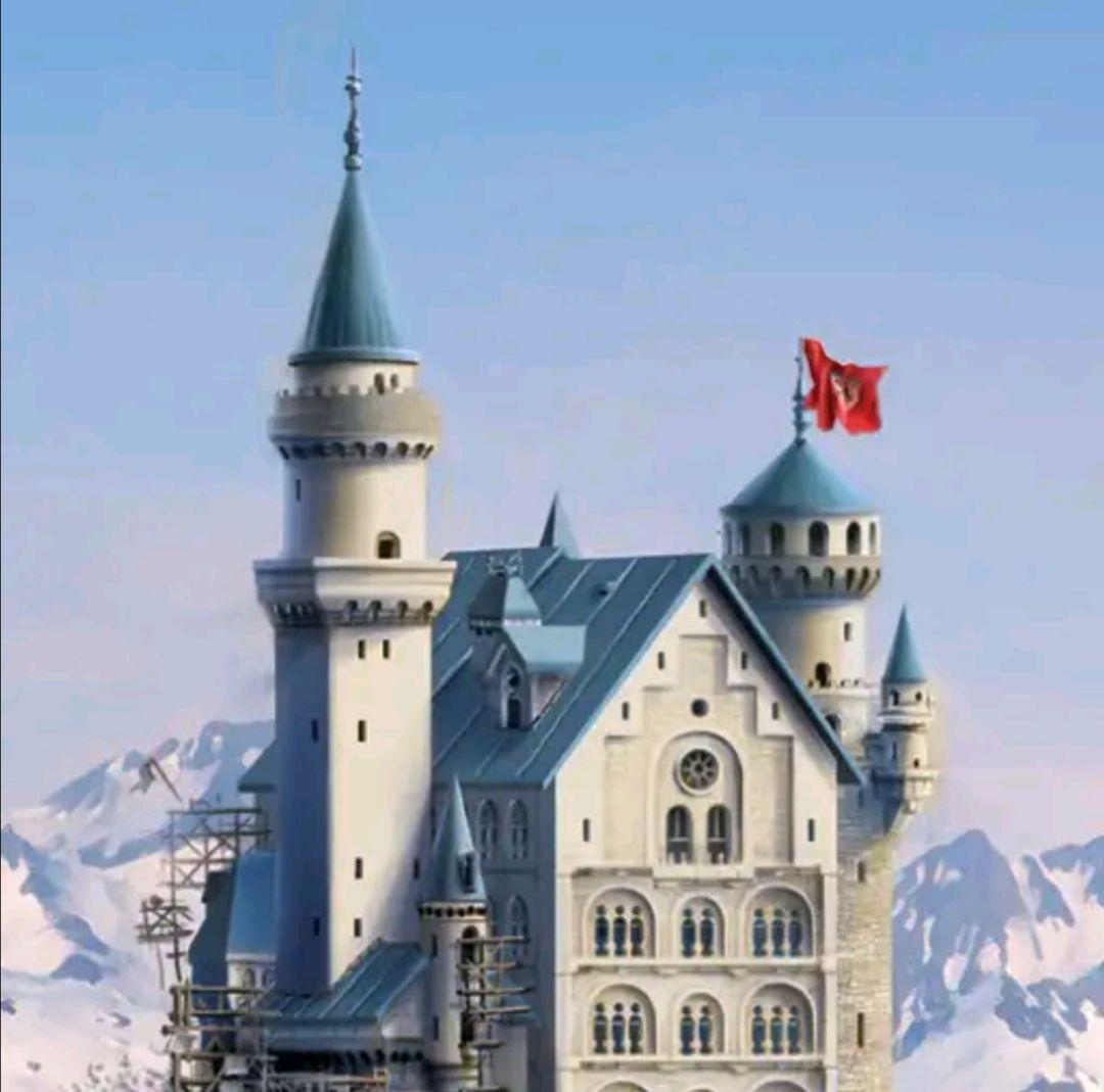 Castles of Mad King Ludwig (Android game) - Bouw je eigen kasteel