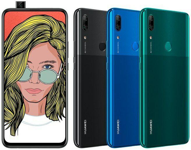 [Last-minute-aanbieding] Huawei P Smart Z 64 GB