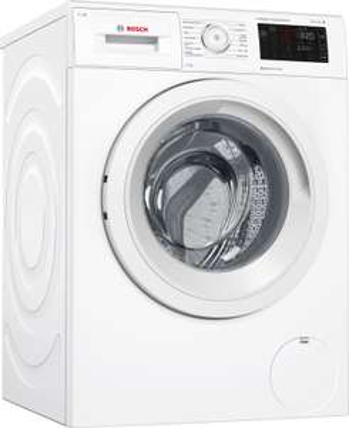 Nu tot € 150,- retour op geselecteerde Bosch wasmachines