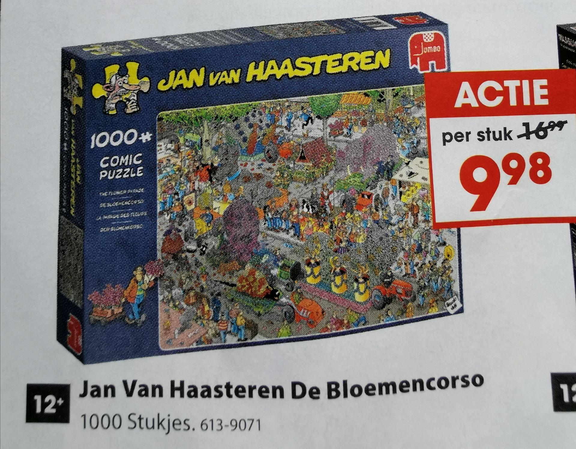 Jan van Haasteren De Bloemencorso nu maar € 9,98 @ Top1Toys