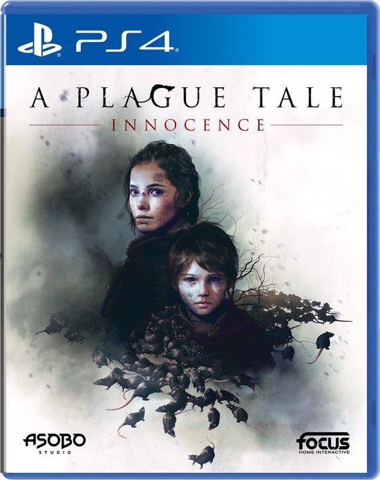 A Plague Tale: Innocence PS4