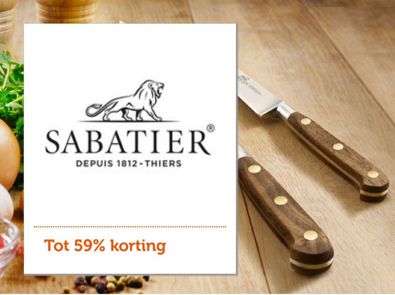 Lion Sabatier messenblokken, messen en steakmessen
