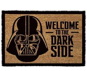 1art1 Star Wars Darth Vader GP85033 Deurmat Welcome To The Dark Side