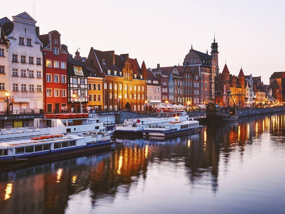 [13-15 maart] Eindhoven - Gdańsk (Polen). Vlieg retour voor 20 euro, lekker weekendje weg.