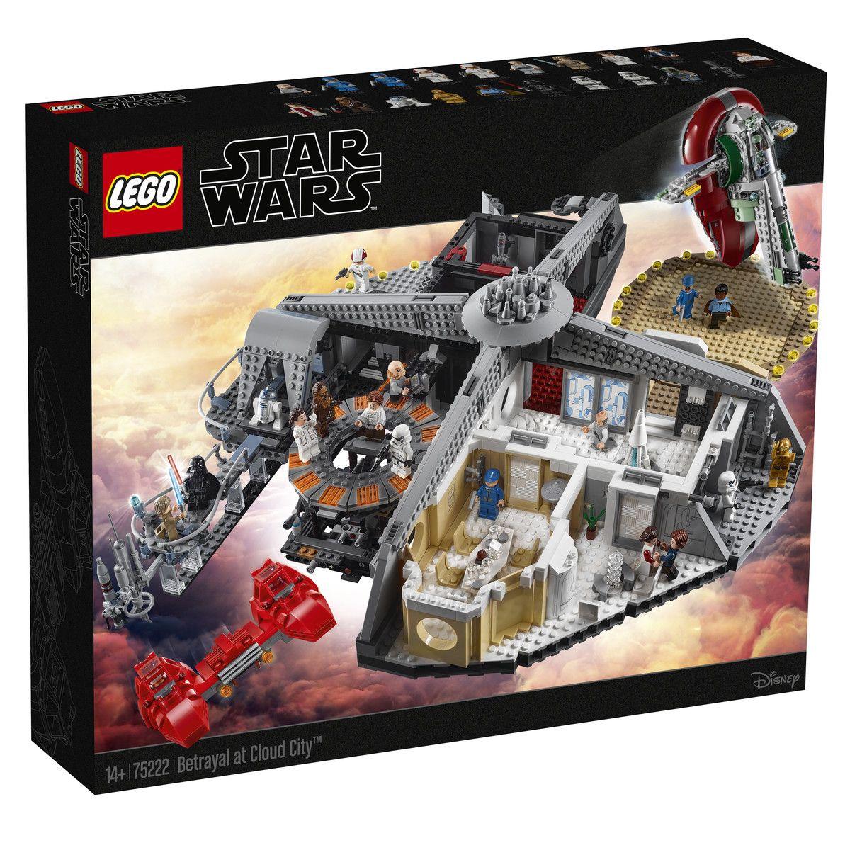 Lego 75222 cloud city
