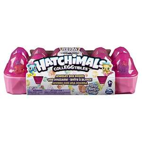 Hatchimals 12-pack eierdoos