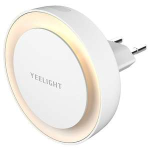 2x Xiaomi Yeelight YLYD11YL Light Sensor Plug-in LED Night Light Ultra-Low Power Consumption EU Plug