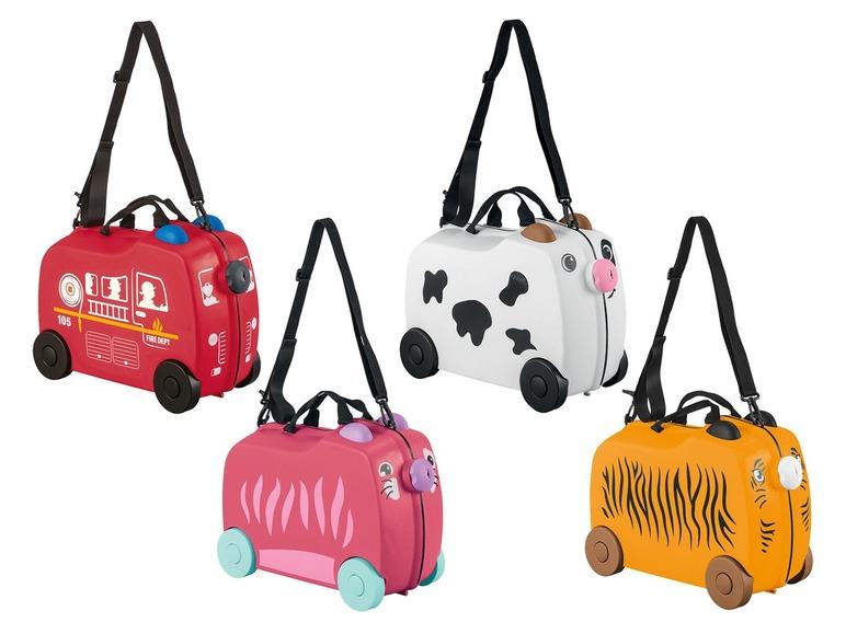 Reiskoffer/trolley dieren kinderen