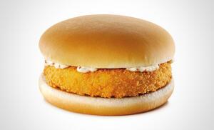 2 McKroket voor €2 - McDonald's Cadeau Kalender