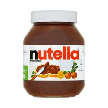 [GRENSDEAL DUITSLAND] Nutella 825 gram voor maar €2.69