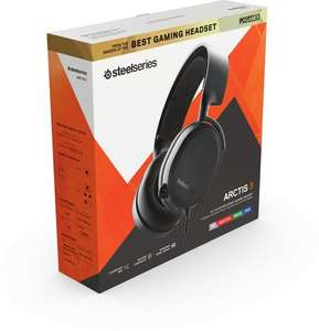 SteelSeries Arctis 3 Headset 2019 Edition - Zwart - PS4 + PC + Switch + Mobile