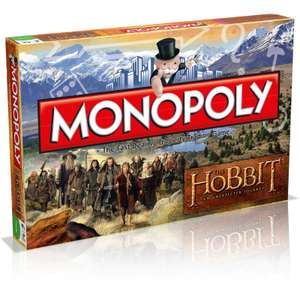 Monopoly the Hobbit (exclusive)