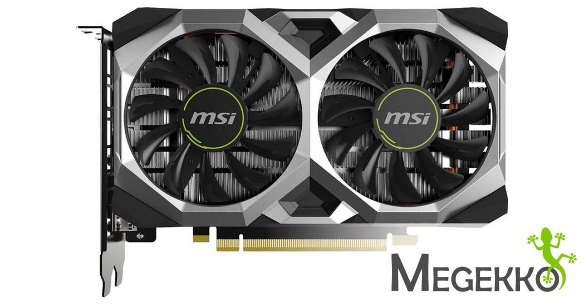 MSI-GeForce-GTX-1650-SUPER-VENTUS-XS-OC-Videokaart @megekko