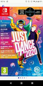 Just Dance 2020 voor Nintendo Switch