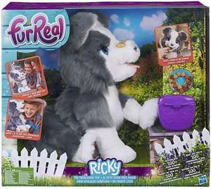FurReal Ricky The Pup