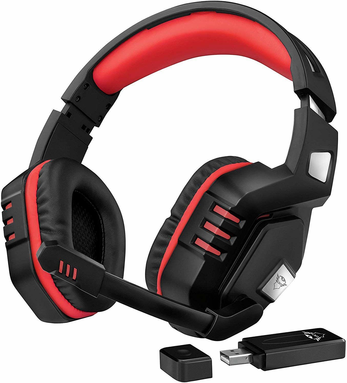 Trust Gaming 4.2 van 5 sterren27Recensies Trust GXT 390 Juga draadloze gaming headset voor PC/laptop