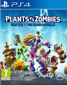 Plants vs Zombies: Battle for Neighborville PS4/Xbox One