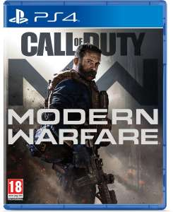 Call of Duty Modern Warfare PS4/Xbox One