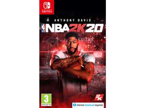 NBA 2K20 (Switch) @ Media Markt