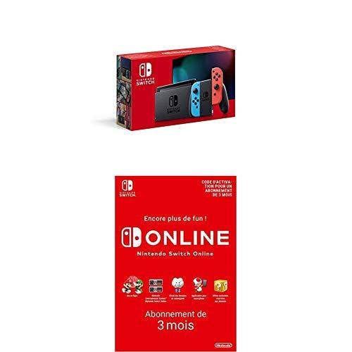 Nintendo Switch + 3 maanden Nintendo Switch Online