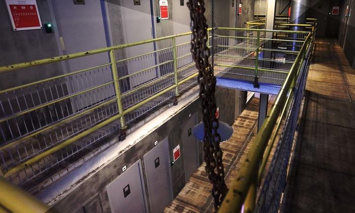 €8,- korting bij Prison Island Utrecht