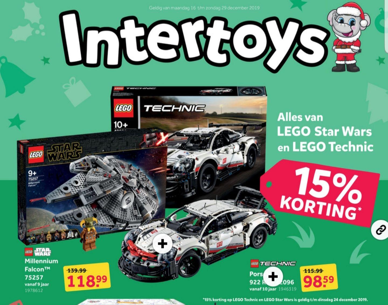 Alles van lego star wars en lefo technic