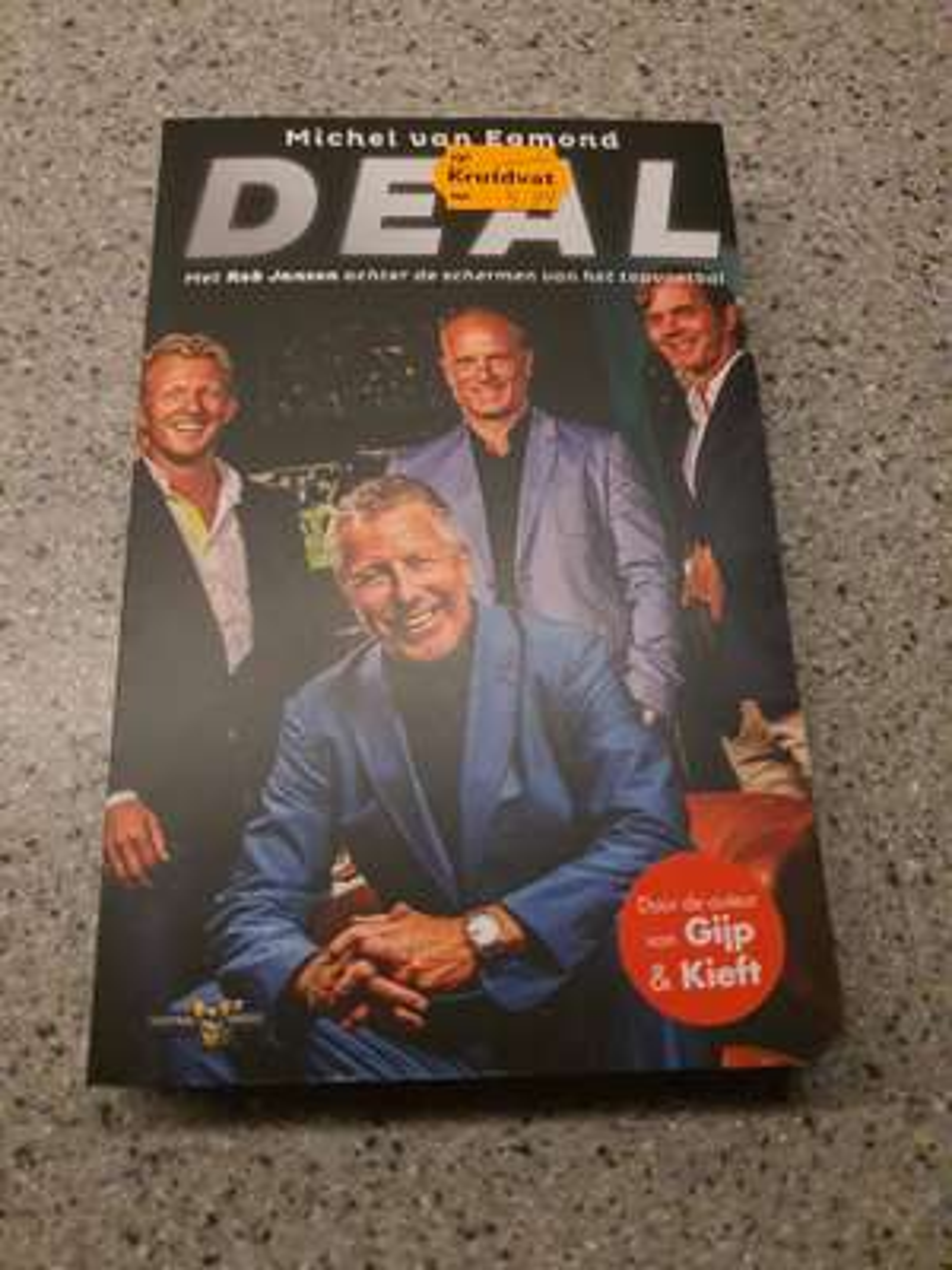 [Kruidvat] Deal van Michel van Egmond