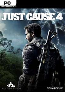 Just Cause 4 PC + DLC op CDKeys