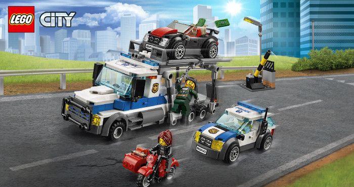20% korting op lego city