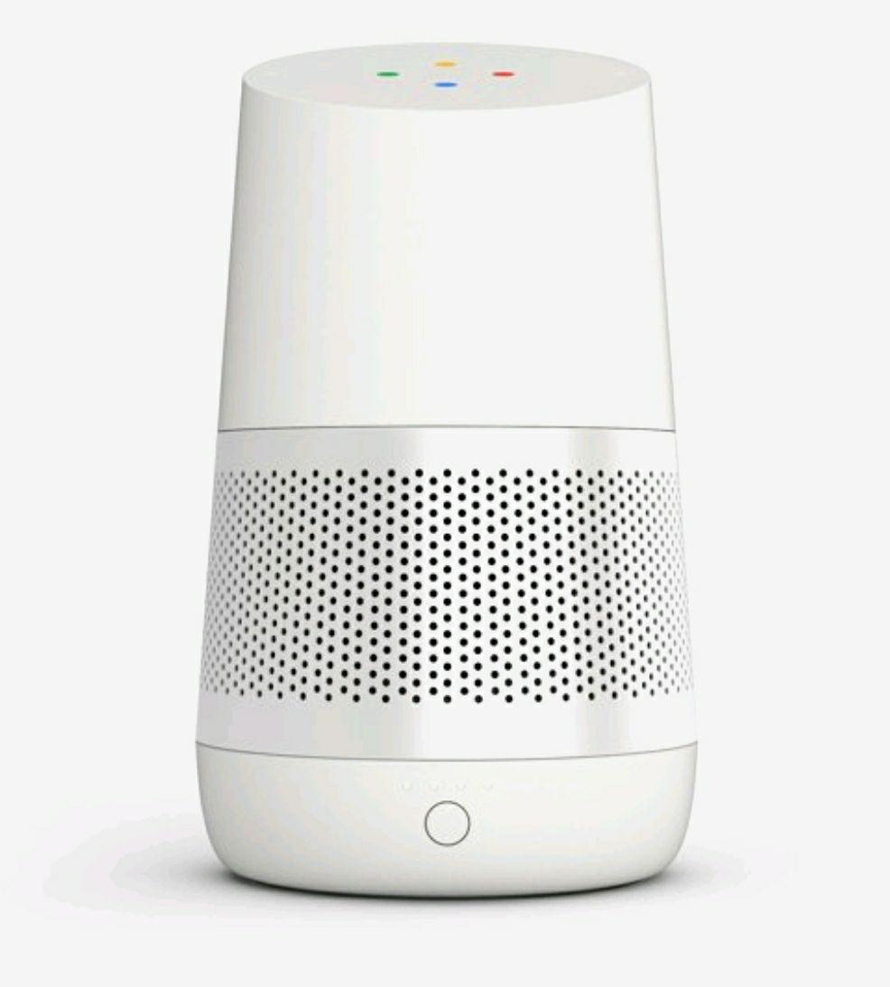 Accu base voor Google Home!