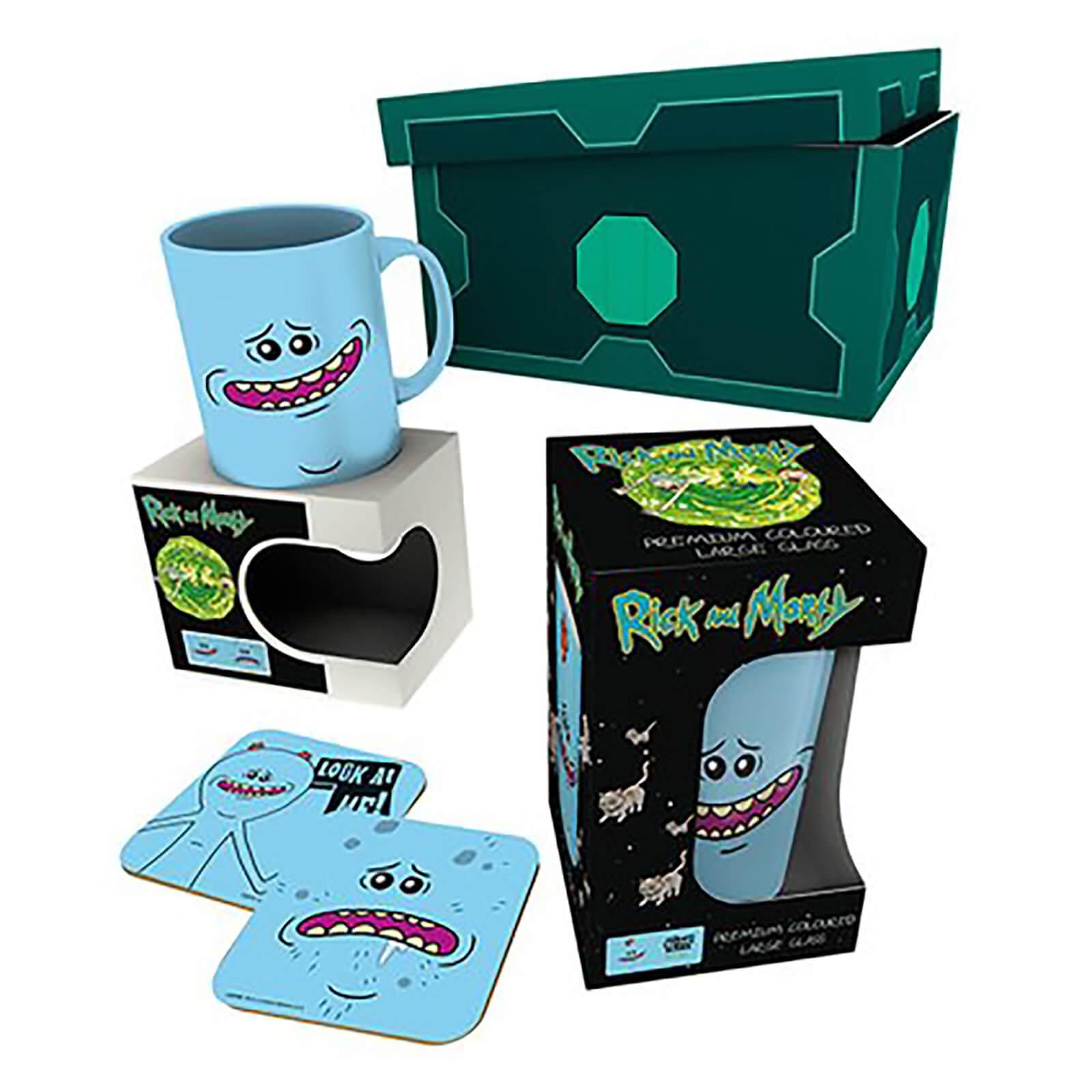 Rick and Morty (Meeseeks) Geschenkdoos