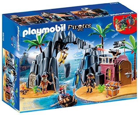 Playmobil Piratenhol - 6679 €34.99 & free delivery @amazon de