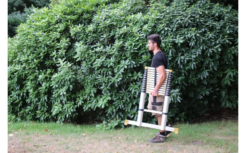 Mr Safe Telescopische ladder (3.91m)