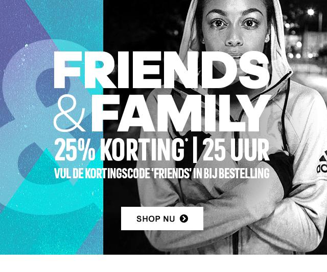 25% korting @Adidas