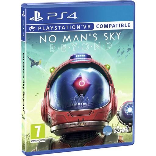 PS4 No Man's Sky: Beyond (VR) - Laagste prijs ooit (vanuit VK)