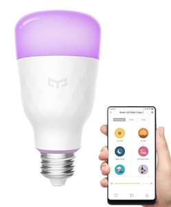 Xiaomi Yeelight V2 Smart Lamp E27 RGBW @Banggood