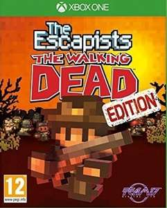 The Escapists: The Walking Dead (Xbox One) @ Xbox Store