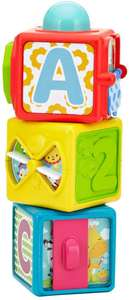 Fisher price stapelblokken €11.99 @amazon.de