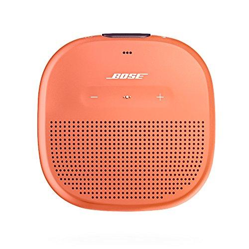 BOSE SoundLink Micro Bluetooth-luidspreker oranje
