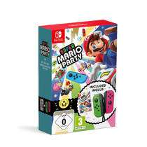[Nintendo Switch] Mario Party + 2 Joy-Con controllers (€20,- korting)