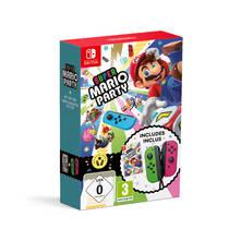 [Nintendo Switch] Mario Party + 2 Joy-Con controllers (€20,- korting)