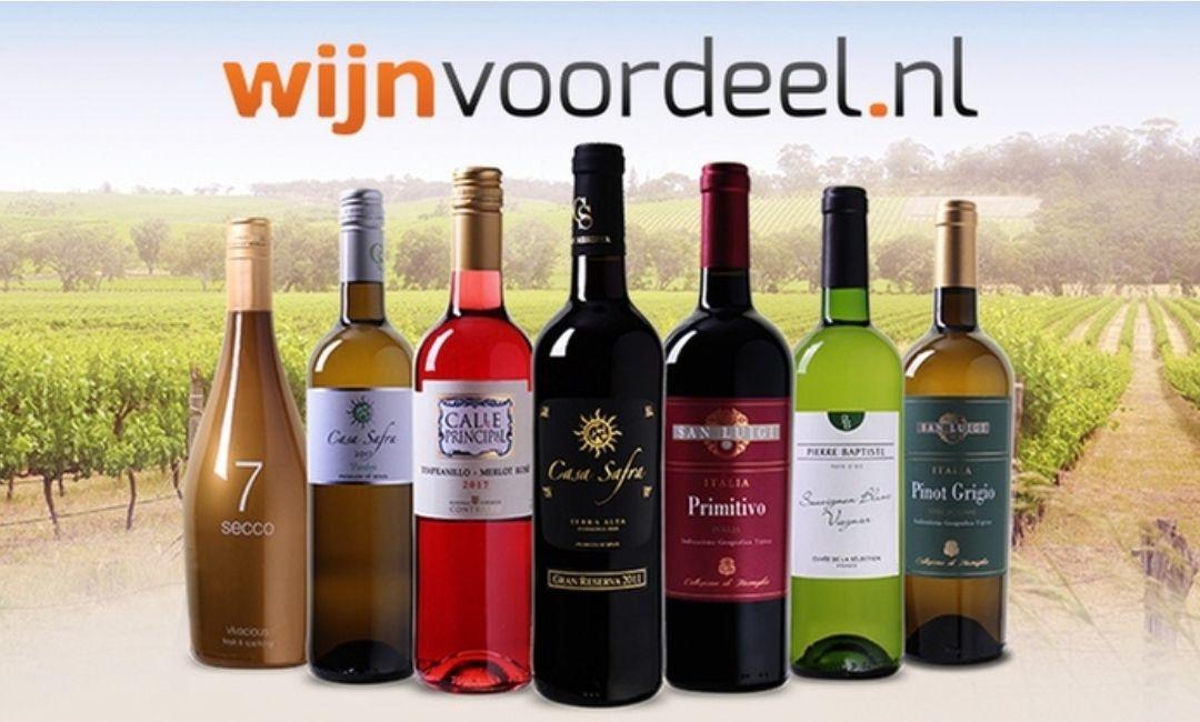 Waardebon Wijnvoordeel van €30 voor slechts €2 @Groupon