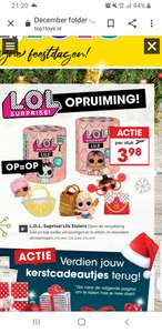 L.o.L suprise lils sisters 50% korting top 1 toys