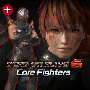 Dead of Alive: Core Fighters + Hayabusa DLC tijdelijk gratis @ PSN/Xbox Store