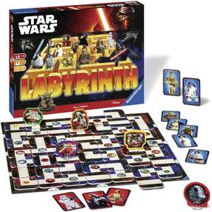 Star Wars Labyrinth bordspel