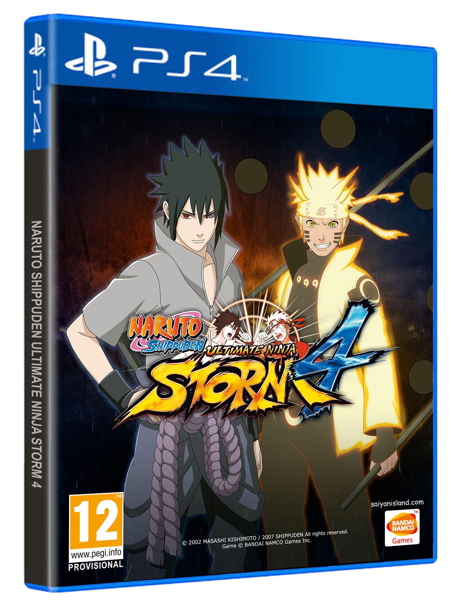 PRIJSFOUT? Naruto Shippuden - Ultimate Ninja Storm 4 (PS4/Xbox One) voor €21,89 @ Cosmox en Wehkamp