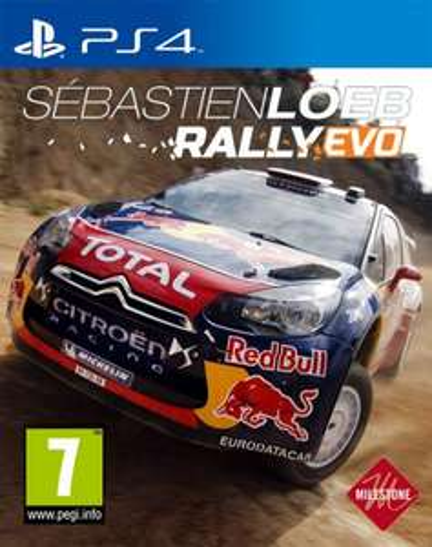 [Prijsfout?] Sebastien Loeb Rally Evo pre-order PS4/XBOX One/PC €19.90 @ Cosmox en Wehkamp