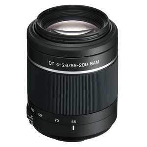 Sony 55-200mm f/4.0-5.6 DT A-Mount voor €149 @ Cameraland.nl